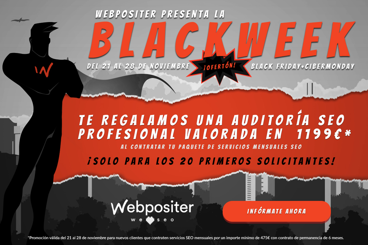 Black Friday Webpositer 2016